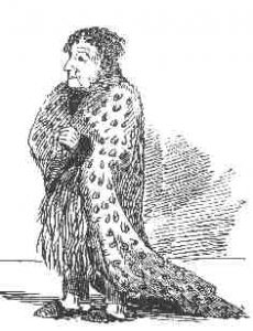 The Reverend john Alington in coat