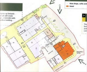 Plans for Shopping Centre
