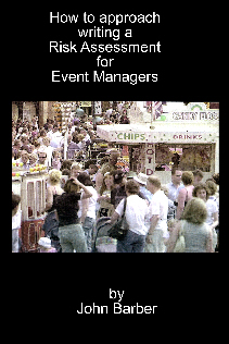 How to approach writing a risk assessment for event managers