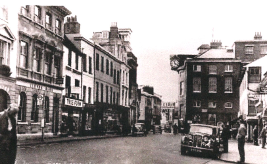 Fore Street 1935