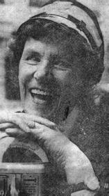 Meta Davis, Meter Maid