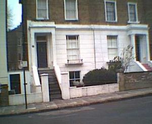 29 St Pauls Road (as it is today)
