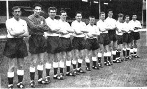 Spurs 1960-1961