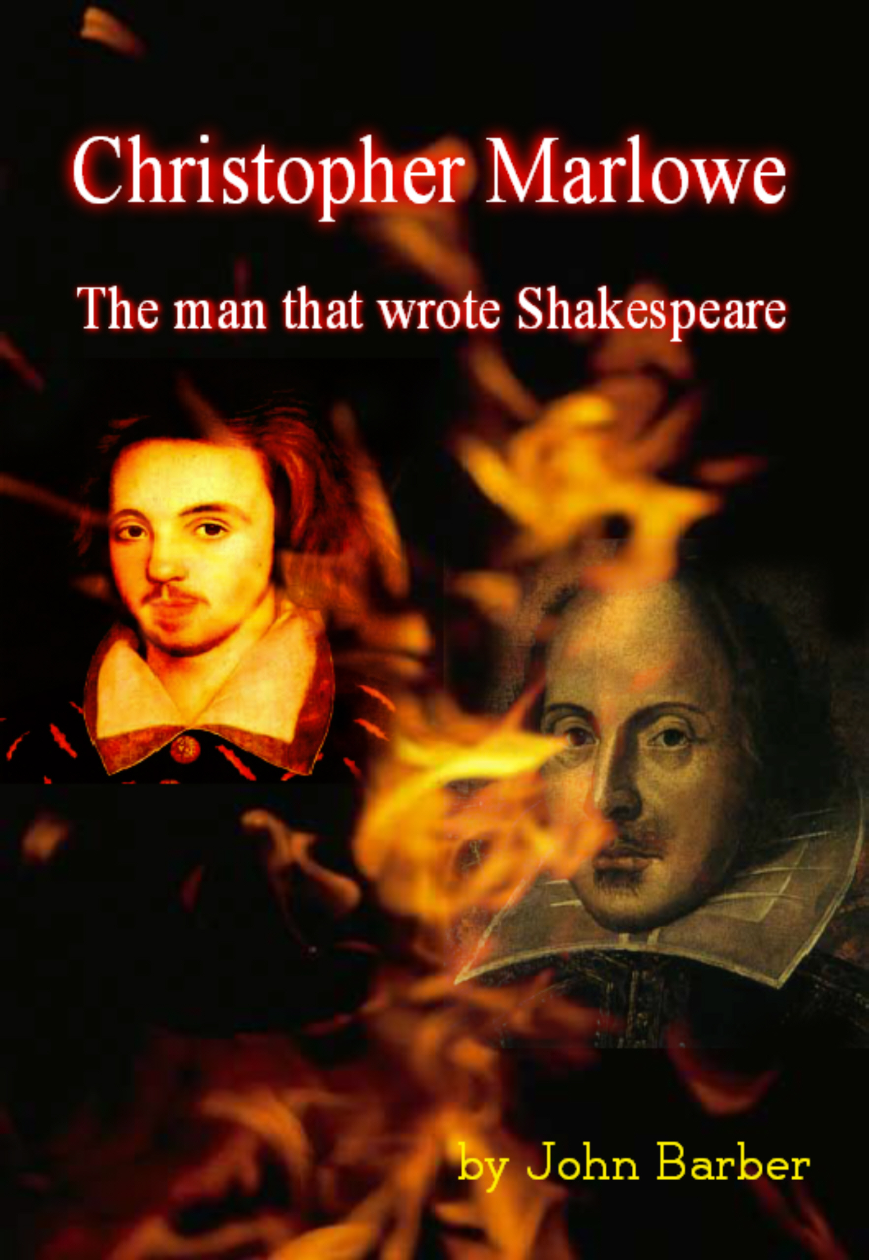 cover christopher marlowe