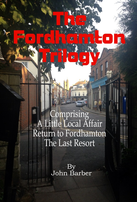 The Fordhamton Trilogy by John Barber