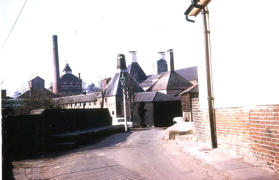 folly bridge 1976