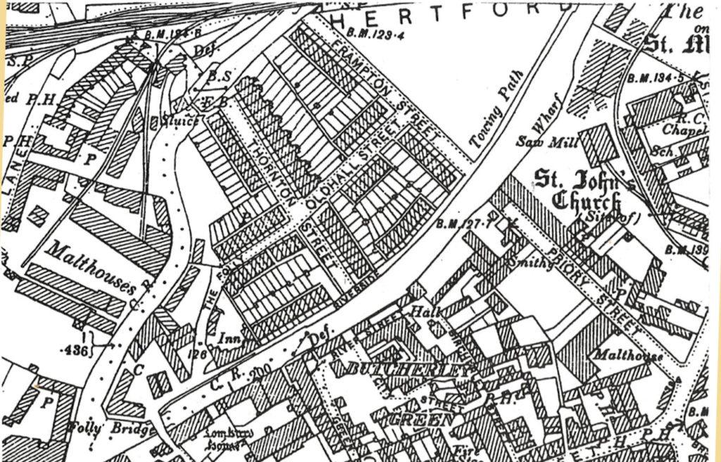 os map the folly 1897