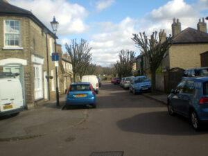 old hall street