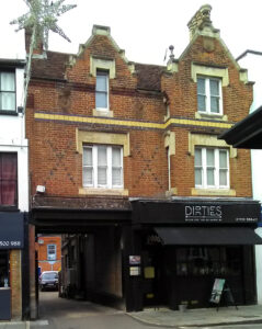Queens Head, Fore Street