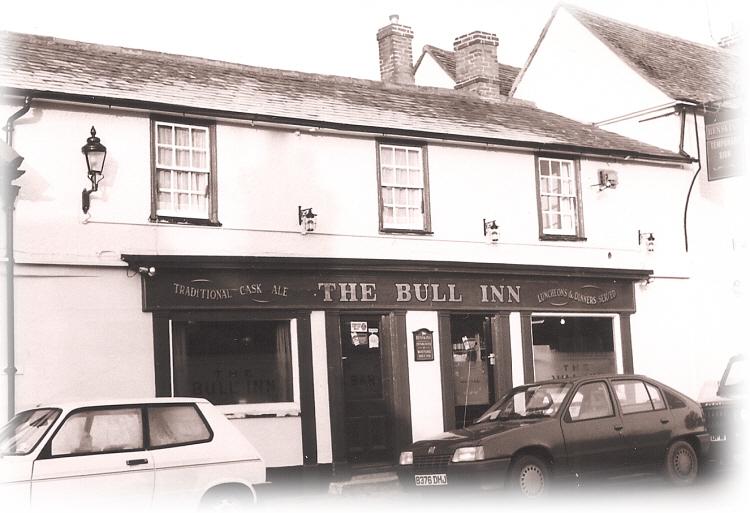 The Bull Inn, Much Hadham
