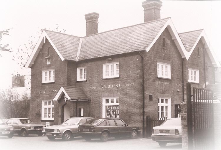 Lion Inn, Eastwick