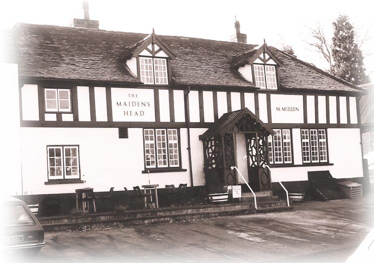 Maidens Head, Whitwell