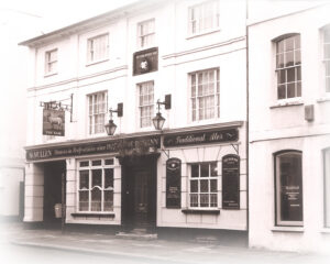 The Ram public house